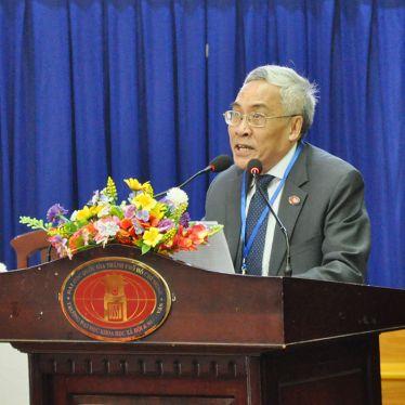 Hội thảo Quốc tế Việt Nam học lần 4 (2019) của Trường Đại học Khoa học Xã hội và Nhân văn, ĐHQG TP.HCM